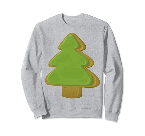 Weihnachtsbaum-Keks Sweatshirt