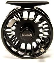 Galvan Torque Fly Reel (Black, 8)