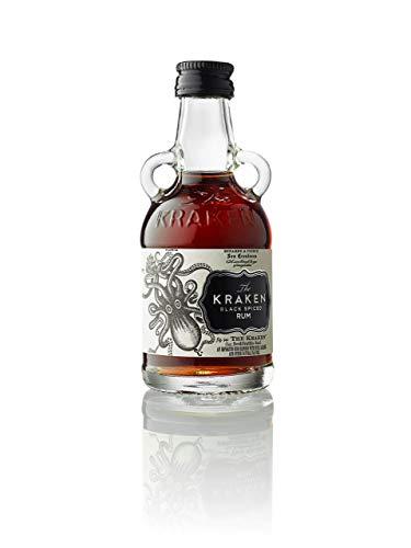 Kraken Black Spiced Rum (1 x 0.05 l)
