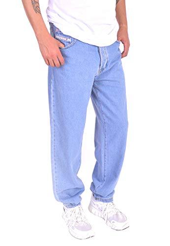 Picaldi Jeans Zicco 472 Stone Wash | Karottenschnitt Jeans, Größe: 38W / 34L