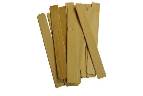 Perfect Stix - PAINT12-100 12' Wooden Paint Paddle Stirrer Sticks Length (Pack of 100)
