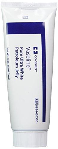 Covidien 8884430300 Vaseline Pure Ultra White Petroleum Jelly Kendall325 oz 3pack