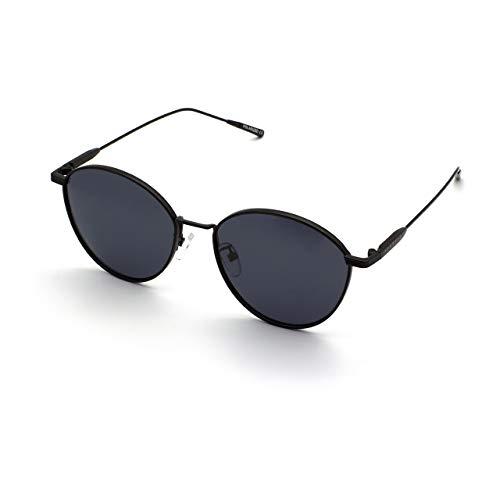 PERXEUS KANSAI - Gafas de Sol para mujer. Modernas y Resistentes - Protección UV400 + Lentes Polarizadas. [Gafas Negras]