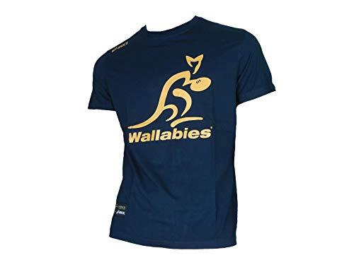 ASICS Australien Rugby T-Shirt Wallabies