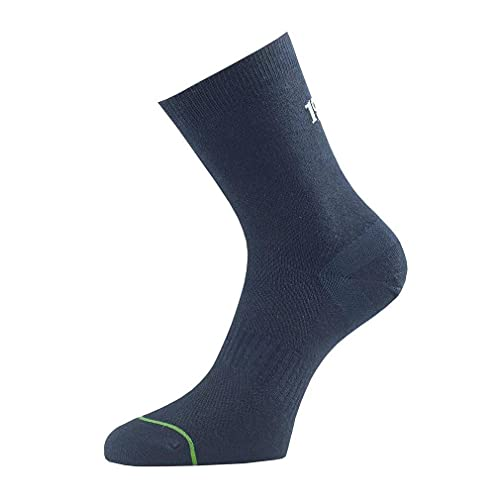 1000 Mile Ultimate Tactel Socke SS18, Größe L, Schwarz