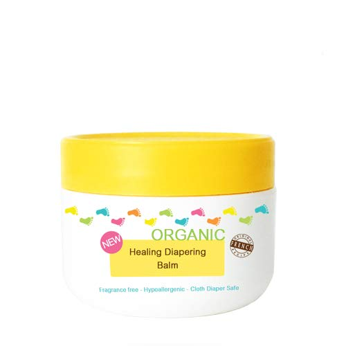 La Petite Creme - Organic French Diapering Healing Balm (1 Oz) - USDA Certified Organic