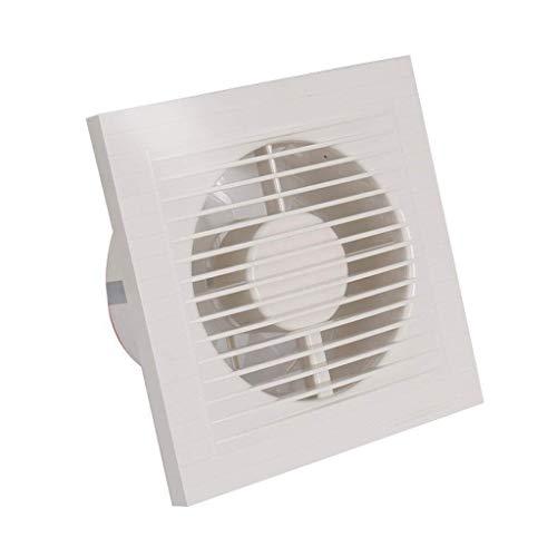 Extractor De Aire, Extractor Cocina Ventilador de escape, ventilador de pared Ventilador de escape ventilador de ventilación ventilador de pared Tipo de ventana Tipo de cocina Potente (Tamaño: 4 en)