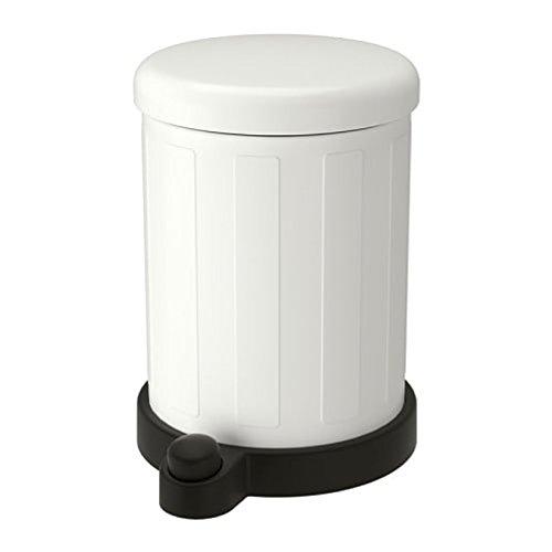 IKEA Toftan Mülleimer Weiß Größe 1 Gallone 303.447.70
