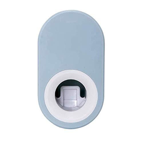 HKJZ SFLRW Dispensador automático de Pasta de Dientes, exprimidor de Pasta de Dientes Manos automáticas Montado en la Pared, Adecuado para baño de baño Familiar