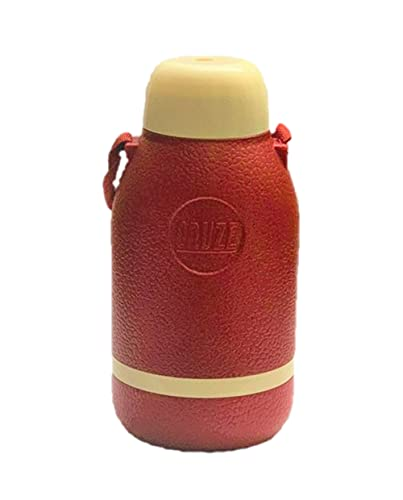 RISHABH CRUZE 2.5 LITRE Plastic Water Bottle, 1-Piece,RED