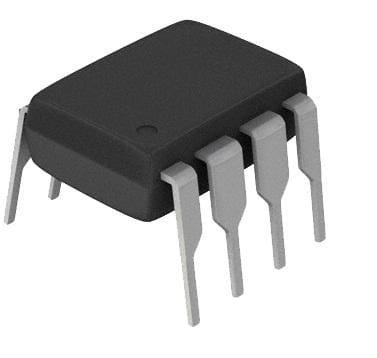 AD8055ANZ-Operationsverstärker, einfach, 1 Verstärker, 300 MHz, 1400 V/µs, ± 4V bis ± 6V, DIP, 8 Pin(s) (10 pieces)