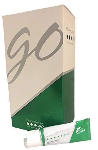 Opalescence GO Teeth Whitening Trays 15% Strength w/ 1.0 oz Whitening Toothpaste