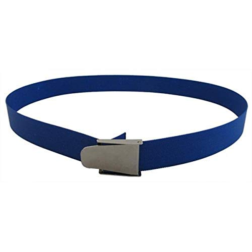 Scuba Choice Scuba Diving 60' Long 2' Webbing Belt with Stainless Steel Buckle, Blue