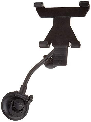 System-S Auto windschutzscheiben Halterung mit Saugfuß für Tablet PC von 10, 5-19, 5 cm
