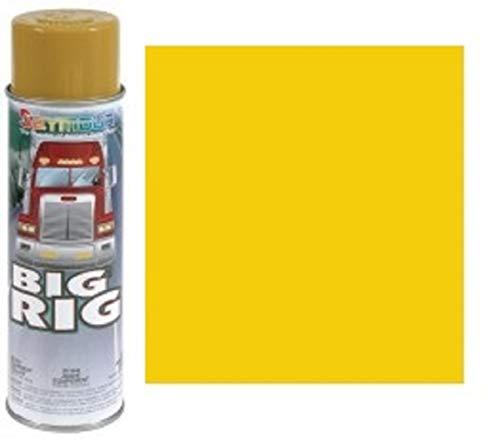 Seymour 20-1686 Big Rig School Bus Yellow Enamel 17 OZ - 6 Pack