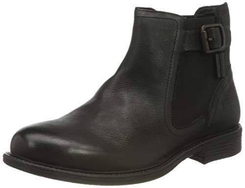 LEVIS FOOTWEAR AND ACCESSORIES Maine W Chelsea, scarpe da donna, nero, 37