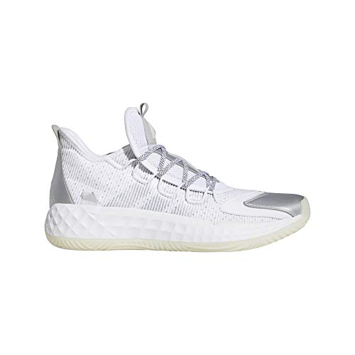 adidas Pro Boost Low, Zapatillas Unisex Adulto, FTWBLA/Plamet/Blatiz, 50 2/3 EU