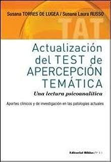 ACTUALIZACION DEL TEST DE APERCEPCION TEMATICA (Spanish Edition)