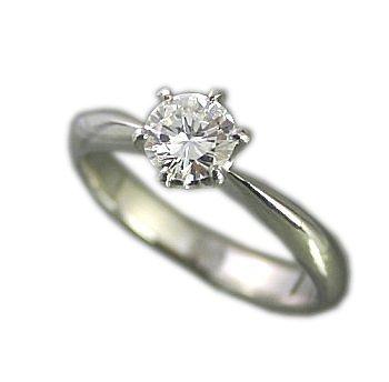 婚約指輪 ケース付 ダイヤモンド プラチナ 0.2カラット 鑑定書付 0.208ct Fカラー VS1クラス 3EXカット H&C CGL サイズ3号
