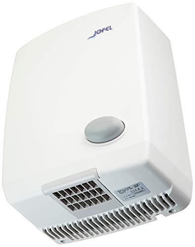 Jofel AA13000 Futura Elektrischer Handtrockner, mit Knopf, 2.000W