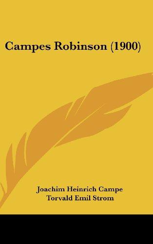 Campes Robinson (1900)