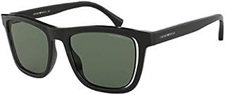 نظارة شمسية للرجال واي فيرير من امبوريو ارماني، عدسات، 4126