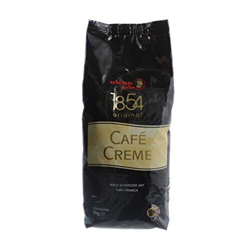 Schirmer Café Creme - Kaffeebohnen (1 kg)