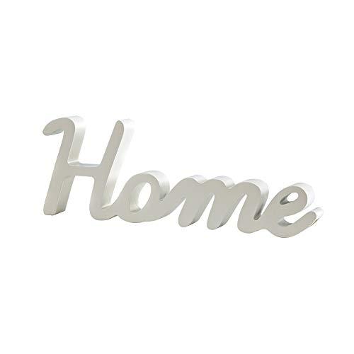 ZAKRLYB Decoraciones de Letras de Madera Maciza Decoraciones para niños Sala de Estar Dormitorio TV Gabinete Decoración Artesanía Habitación Infantil Estudio de los Accesorios de Escritorio (B
