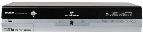 Review Toshiba RS-TX60 DVD Recorder with 160 GB TiVo Series2 Digital Video Recorder