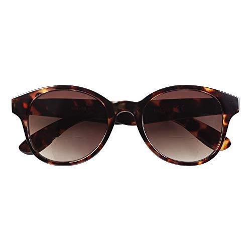 Gafas de sol bifocales para mujer y hombre de Babsee | Modelo Kate 1.5 Casi ninguna línea visible | Gafas de sol bifocales con protección UV