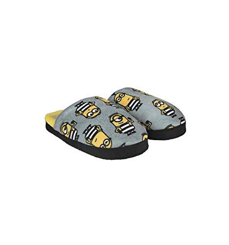 Zapatillas Minion Slipper Peluche Relleno Divertido Ciabatte Minions Jorge Animal Warm Winter Home Zapatillas Minions