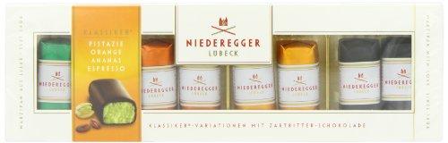 Niederegger Marzipan Klassiker Variationen, 2er Pack (2 x 100 g)