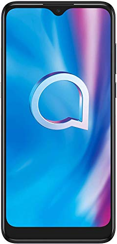 Alcatel 1S (2020) - Smartphone 32GB, 3GB RAM, Dual Sim, Power Grey