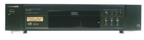 Why Choose Panasonic DVD-A120 DVD Player