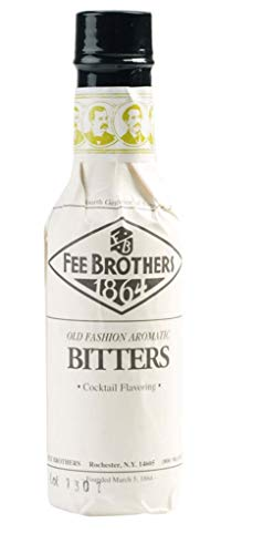 FEE BROTHERS Old Fashion Bitters Autre Mélange pour Cocktail 150 ml (Wine)