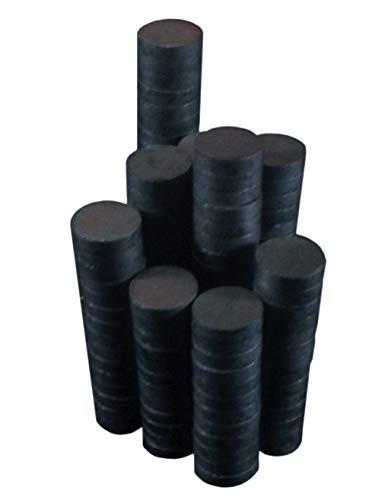 200 Pcs Nesha Ceramic Disc Magnets 10mm
