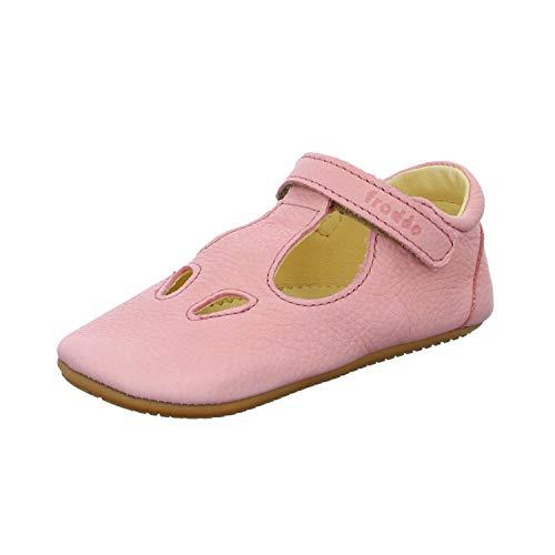 Froddo Prewalkers G1130006-1 Mädchen Babyschuhe Kaltfutter, Größe 24