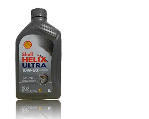Motoröl SHELL Helix Ultra Racing 10W60, 1 Liter