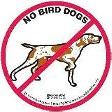 Helmet Sticker HH800 3 No Bird Dogs Red Union Snitch Hard Hat