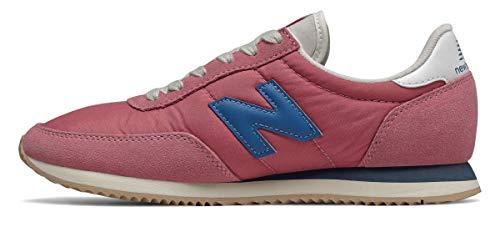New Balance Wl720ba Trail Running Shoe Damen, Blau Rosa - Größe: 32 EU