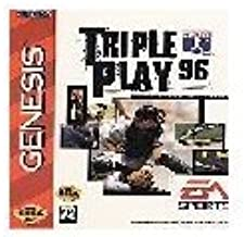 Triple Play '96 - Sega Genesis