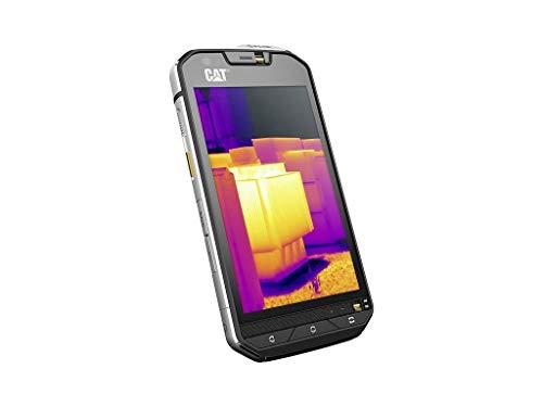 Smartphone Caterpillar S60 32gb 4g Tela 4.7 13/5MPx e Câmera Térmica - Preto