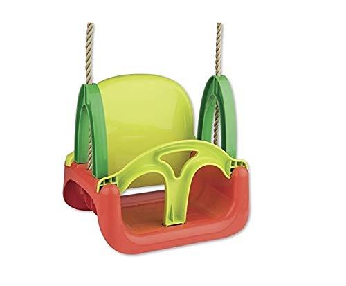 Green Garden 8306-0000 - Columpio 3 en 1 para niños más pequeños, Color Verde