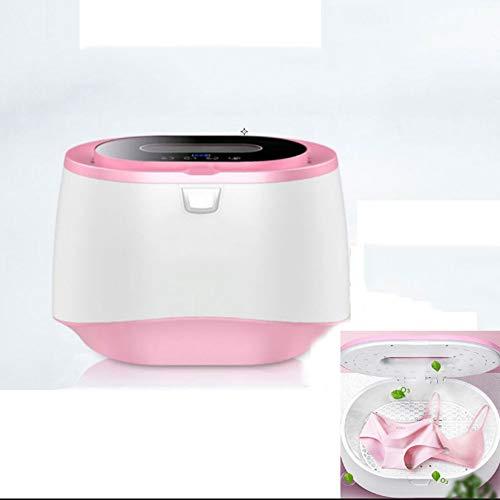 HFSKJWI UV-Desinfektionsschrank, Trocknungsthermostat UV-Desinfektionsbox Smart Touchscreen Sterilisatoren LED Home Instrumenten-Sterilisationskörbe 10L