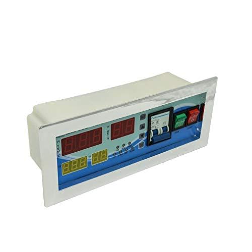 LIXUDECO Incubadora de Huevos Xm-18D Automática Incubadora Controlador Termostato Temperatura Humedad Incubadora Sensor Sonda Incubadora Sistema de Control