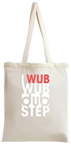 I Wub Wub Dubstep Tote Bag