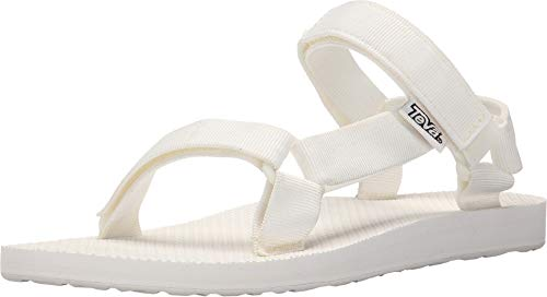 Teva Damen Original Universal W's Sandalen - Weiß (Bright White) , 37 EU
