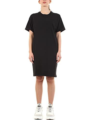 PIECES Damen PCRIA SS Dress NOOS BC Kleid, Black, M