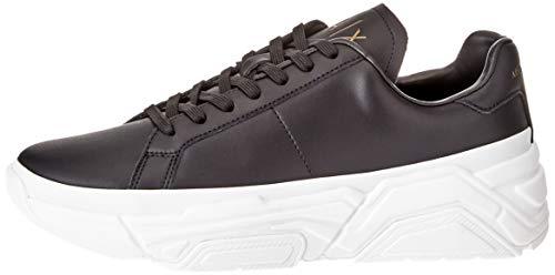 Armani Exchange Męskie sneakersy Moscow Volume Running, Black Off White - 42 EU