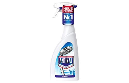 Anticalcare calcare detergente per spruzzino 10 x 750 ml
